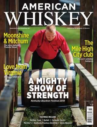 American Whiskey Magazine October