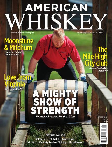 American Whiskey Magazine September 03, 2019 00:00