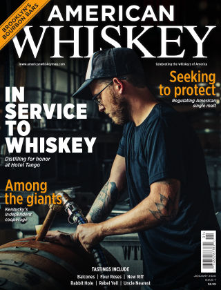 American Whiskey Magazine Jan 2020