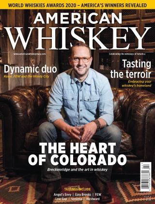 American Whiskey Magazine February 2020