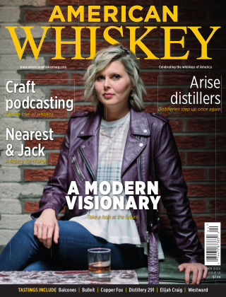 American Whiskey Magazine Oct 2020