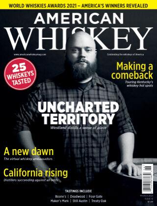 American Whiskey Magazine Mar 2021