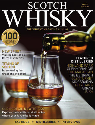 Scotch Whisky Issue 1