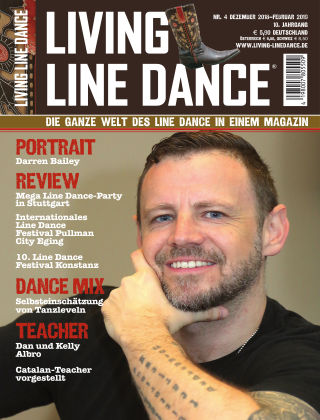 Living Line Dance 04/2018