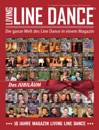 Living Line Dance 01/2019
