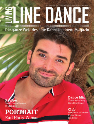 Living Line Dance 03/2019