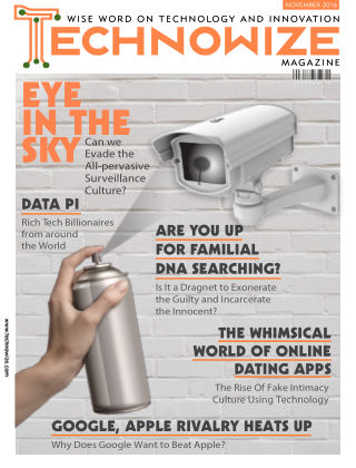 Technowize Magazine November 2016