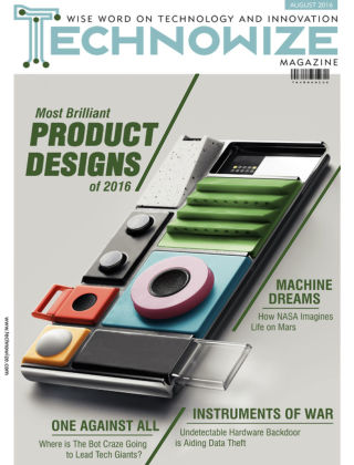 Technowize Magazine August 2016