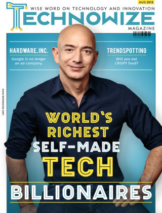 Technowize Magazine Aug 2018