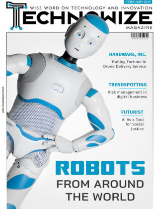 Technowize Magazine Feb 2019