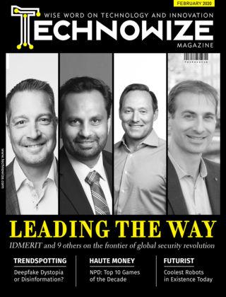 Technowize Magazine February 2020