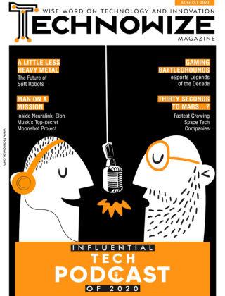 Technowize Magazine August 2020