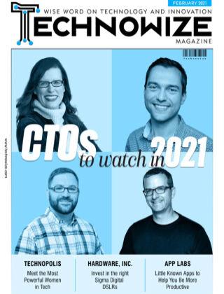 Technowize Magazine February 2021