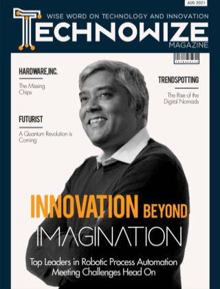 Technowize Magazine August 2021