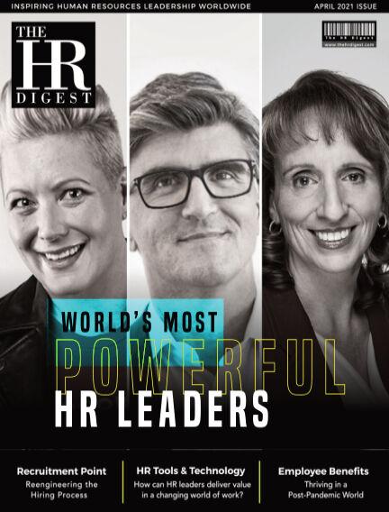 The HR Digest April 01, 2021 00:00
