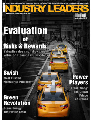 Industry Leaders Magazine September 2016