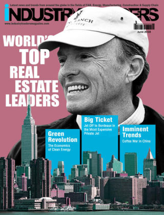 Industry Leaders Magazine Jun 2018