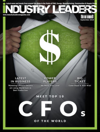 Industry Leaders Magazine Sep 2018