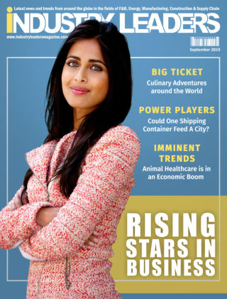 Industry Leaders Magazine Sep 2019