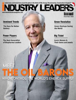 Industry Leaders Magazine December 2020