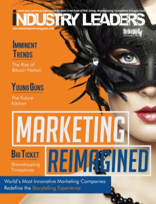 Industry Leaders Magazine September 2021