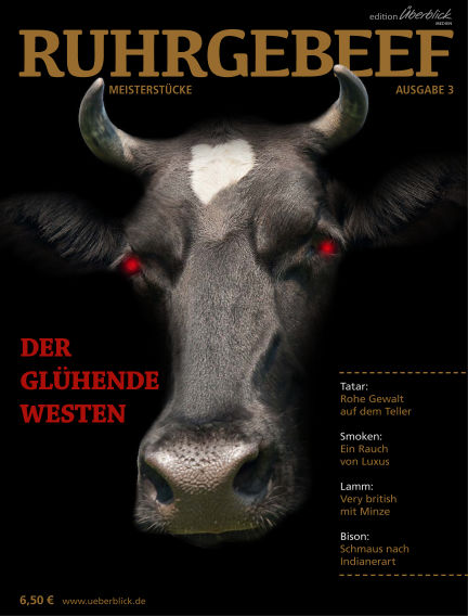 RUHRGEBEEF! May 09, 2017 00:00