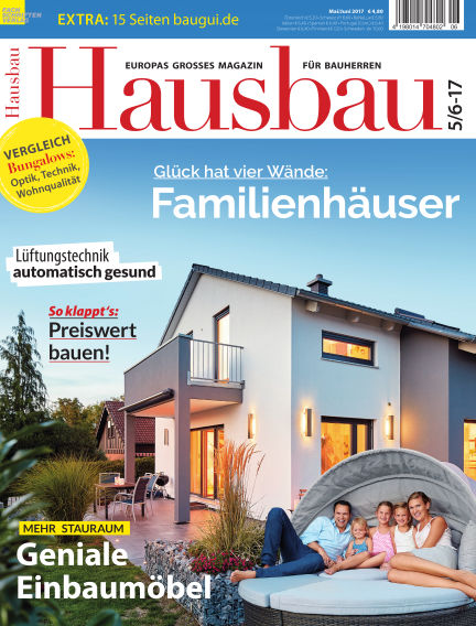 Hausbau April 22, 2017 00:00