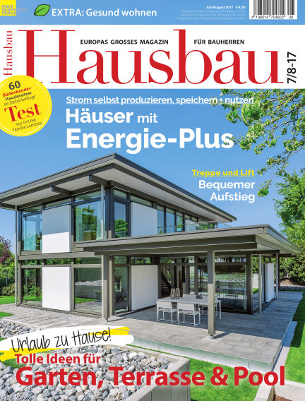 Hausbau July 29, 2017 00:00