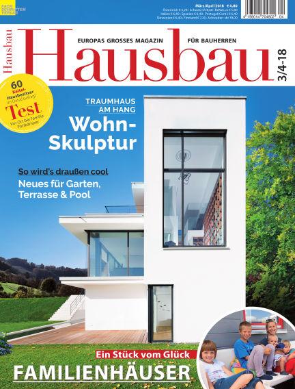 Hausbau February 10, 2018 00:00