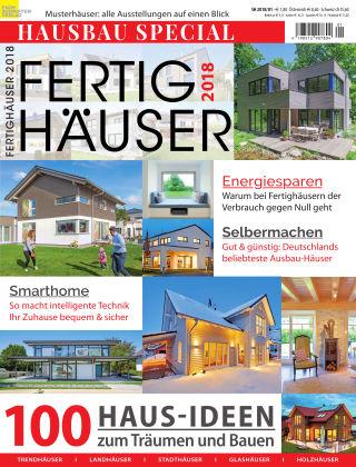 HausbauHelden Fertighäuser 2018