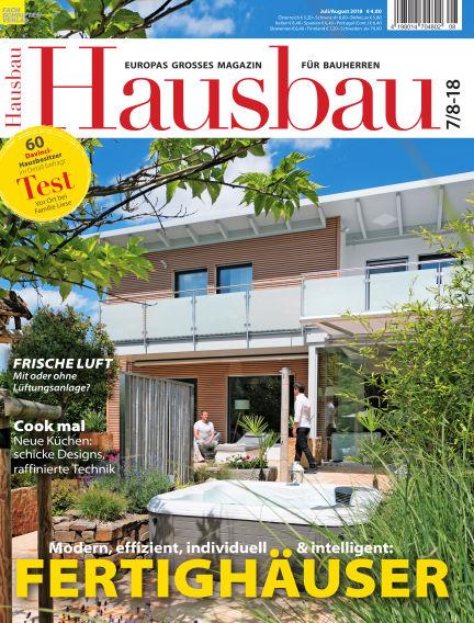 Hausbau June 16, 2018 00:00