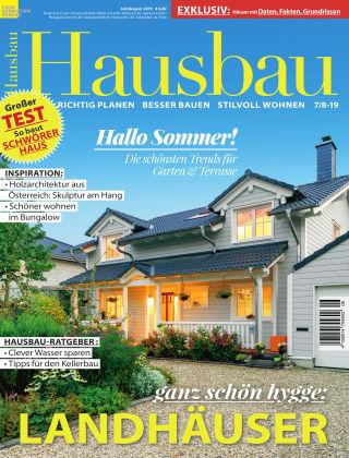 Hausbau 7/8-2019