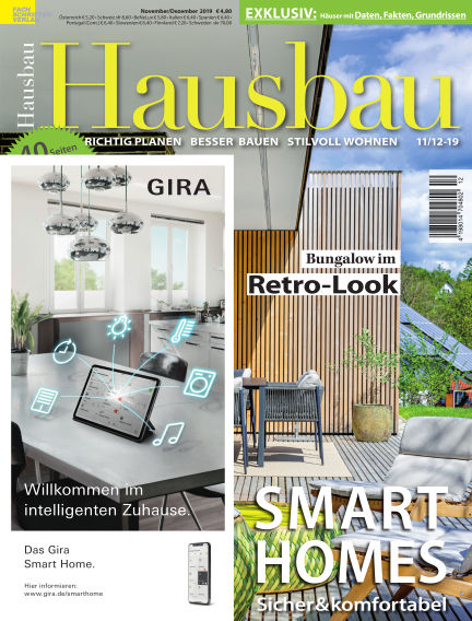Hausbau October 12, 2019 00:00