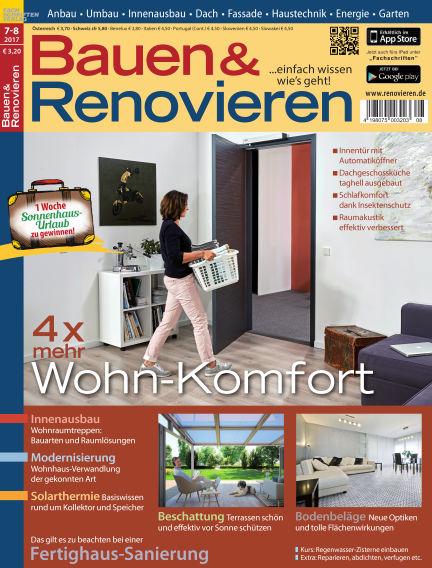 Bauen & Renovieren July 29, 2017 00:00