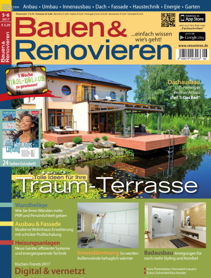 Bauen & Renovieren April 22, 2017 00:00