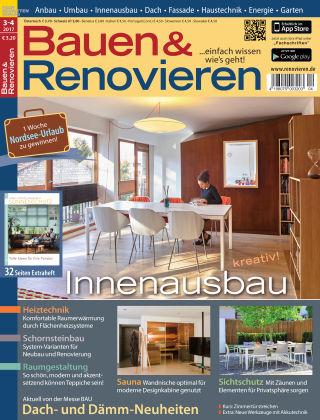 Bauen & Renovieren 3/4-17