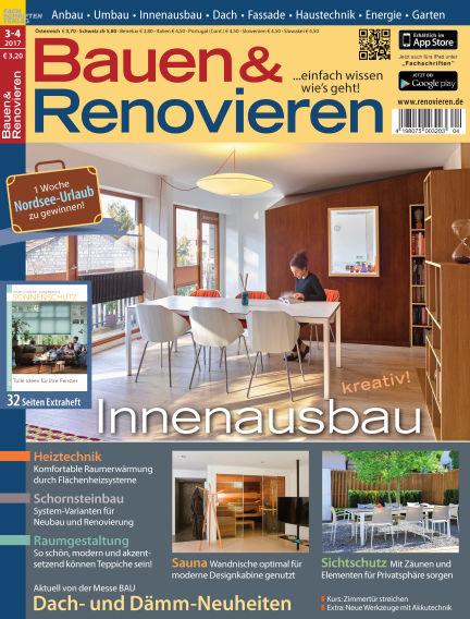 Bauen & Renovieren February 25, 2017 00:00
