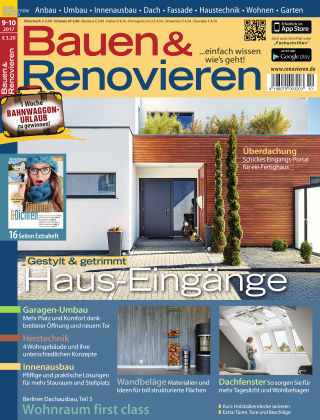 Bauen & Renovieren 9/10-17