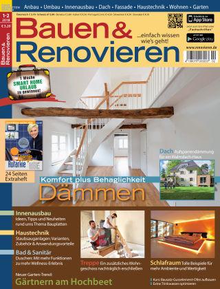 Bauen & Renovieren 1/2-18