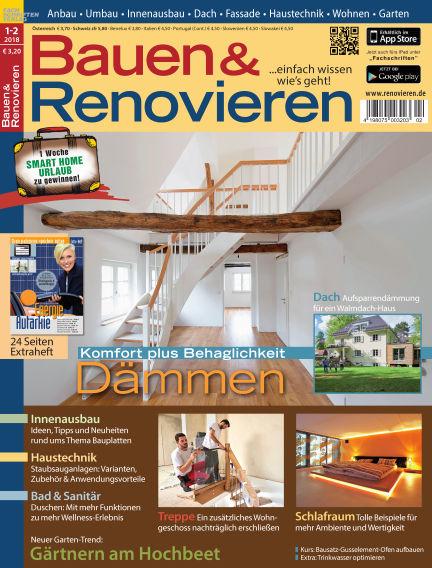 Bauen & Renovieren December 18, 2017 00:00