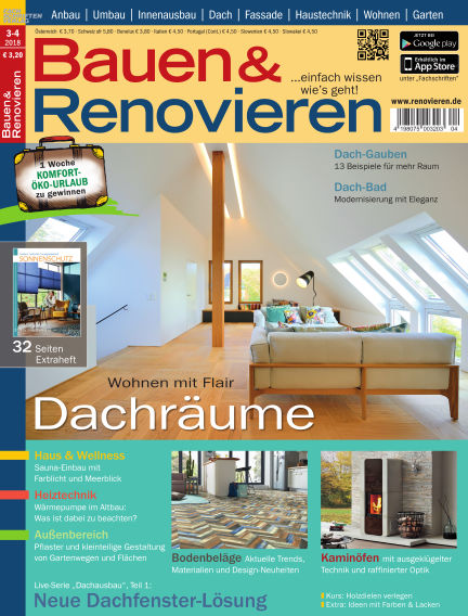 Bauen & Renovieren February 24, 2018 00:00
