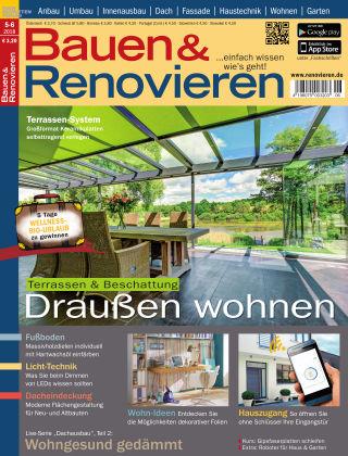 Bauen & Renovieren 5/6-2018