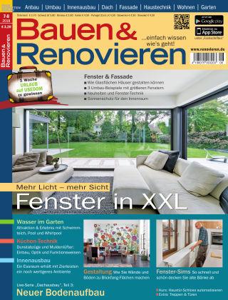 Bauen & Renovieren 7/8-2018