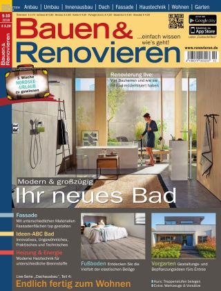 Bauen & Renovieren 9/10-2018