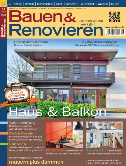 Bauen & Renovieren February 23, 2019 00:00
