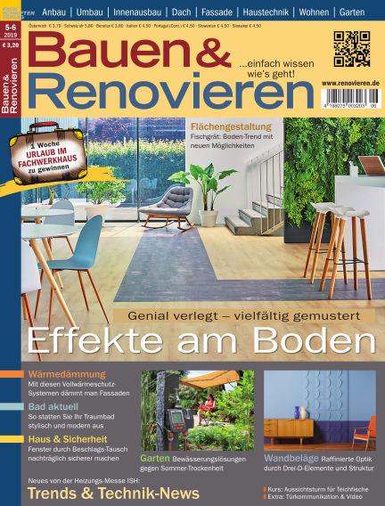Bauen & Renovieren April 20, 2019 00:00