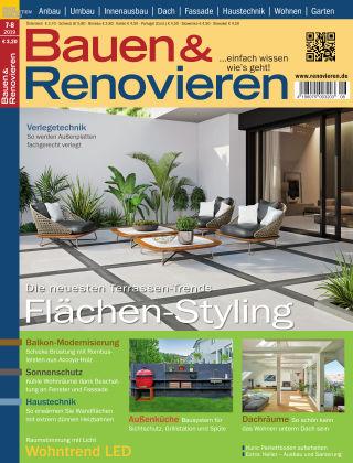 Bauen & Renovieren 7/8-2019