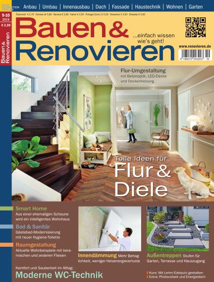 Bauen & Renovieren August 24, 2019 00:00