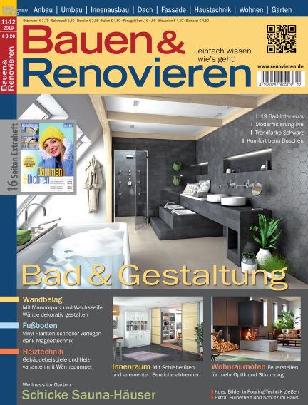 Bauen & Renovieren October 19, 2019 00:00