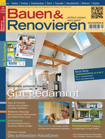Bauen & Renovieren December 21, 2019 00:00